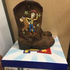 NW DISNEY TOY STORY KIDS WTRN BOOTS AVL SZ 5 to 11